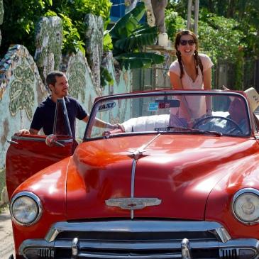 Classic Cars of Havana, Cuba