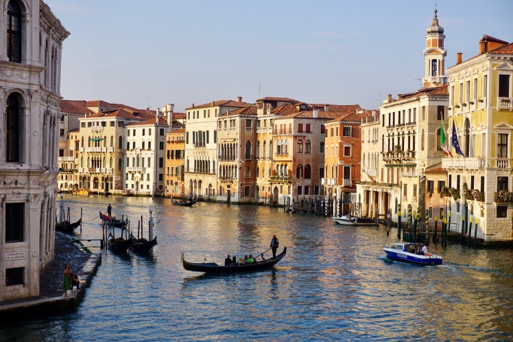 Can We Keep the Grand Canal Grand?