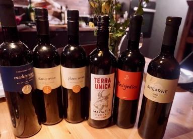 The amazing wines of Ahearn Vino