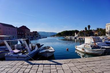 Stari Grad Harbour, Hvar Croatia