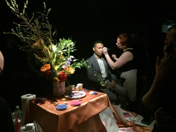 Getting in on the action, Secret New York Supper Club
