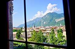 Castello del Buonconsiglio, Trento, Italy.